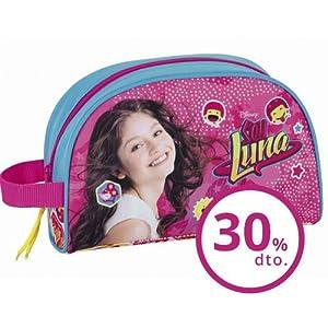 SAFTA Neceser Soy Luna Disney Happy asa