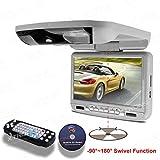 """Best Flip Down Dvd Players - XTRONS 9"""" Overhead Car DVD Player Roof Flip Review"""