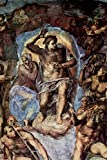Poster Gießerei Michelangelo The Last Judgment