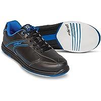 EMAX KR Strikeforce Flyer Bowling-Schuhe Damen und Herren, für Rechts- und Linkshänder in 5 Farben Schuhgröße 38-48 wahlweise mit Schuh-Deo Titania Foot Care