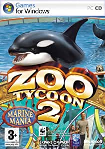 Zoo Tycoon 2: Marine Mania Expansion Pack (PC)