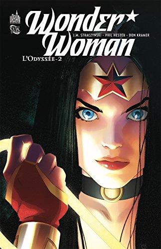 Wonder Woman L'Odyssée tome 2