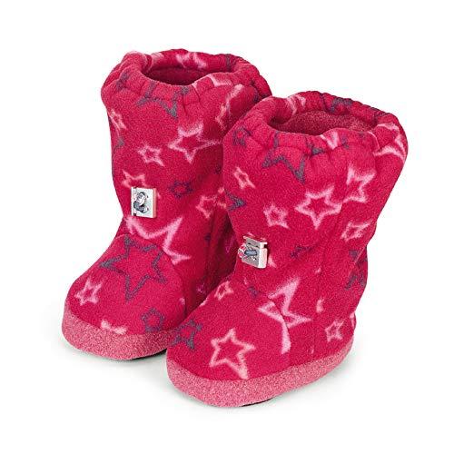 Sterntaler Mädchen Baby-Schuh Stiefel, Rot (Beerenrot 817), 20 EU