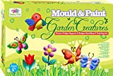 Craft Kits Mould & Paint Garden
