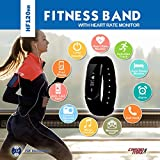 JSB Cardio Max HF120HR Fitness Band Watch - Best Reviews Guide