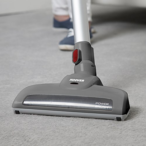 5138ERFmWxL. SS500  - Hoover Freedom 3in1 Cordless Stick Vacuum Cleaner, FD22G, Handheld, Above Floor, Lightweight, Wall Mount, Tools - Silver/Grey