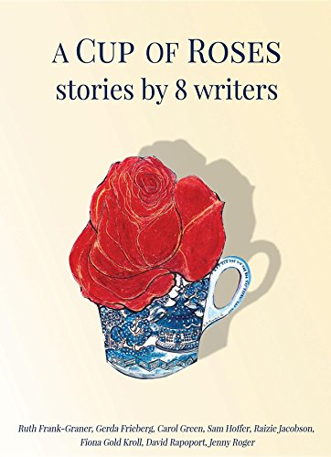 A Cup of Roses, Stories by 8 Writers (English Edition) Gold-rose-cup