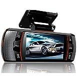 GOFORJUMP Allwinner A1 Auto Recorder dual lens Auto Kamera Auto Dvr Full HD 2,7 LCD Nachtsicht G-sensor Dash Cam Video Registrator dvrs