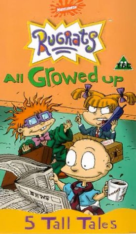 Rugrats - All Growed Up