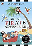 Picture Of The Great Pirate Adventure: A Ladybird Skullabones Island Sticker Book