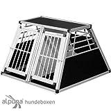 Alpuna Transportbox N44 > 96x100x65cm Notausstieg Doppelbox
