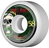 Powell Peralta McGill Snake III rueda de skateboard Unisex, Multicolor