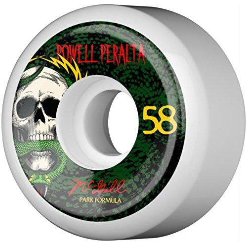 Powell Peralta Mcgill Snake III Skateboard