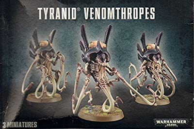 warhammer 40,000 tyranid venomthropes by Games Workshop