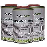 ButKarCHEM KB-Regnr.462607 1,5 Kg Karbid Carbid acetylen Feste Steine (Körnung 03-20) 4260533466896