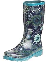 Desigual Ankle Boot 1 - Botas clásicas de goma mujer