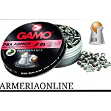 4,5 Gamo Raptor Power Pellets placcati in oro 18 KT Diana Piombini pallini cal