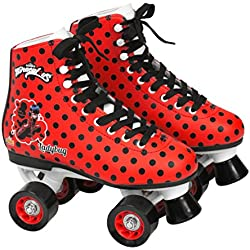 Ladybug Patín bota, talla 33 (Saica 5836)