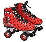 Ladybug - Patín bota, talla 33 (Saica 5836)