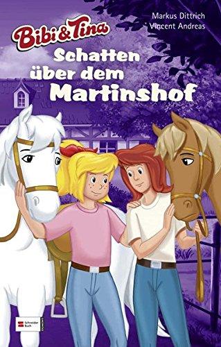 Preisvergleich Produktbild Bibi & Tina - Schatten über dem Martinshof
