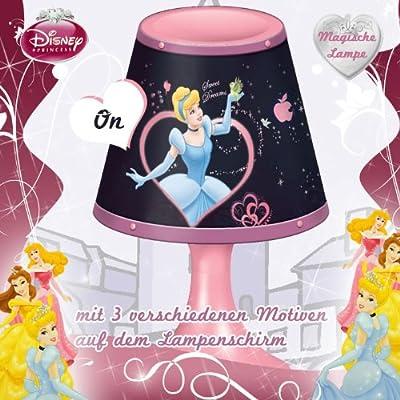 Koopmann Magische Tischlampe Disney Princess 655600250 von Koopmann bei Lampenhans.de