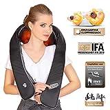 RelaxxNow 3in1 Massagegerät für Schulter Rücken & Nacken