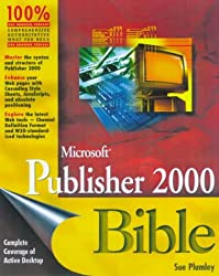 Microsoft Publisher 2000 Bible
