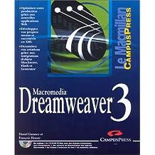 Le Macmillan Dreamweaver 3