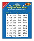 Enlarge toy image: National Literacy Strategy Magnetic Words for Reception Year Key Stage 1 -  preschool activity for young kids