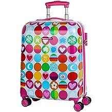 maletas trolley baratas - Rosa - Amazon.es
