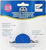 DMC 6112/6   3-in-1 Needle Threader   For Threads & Yarns
