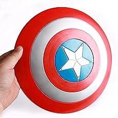 Fancydresswale Captain America Plastic Shield for Kids