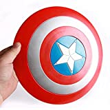 #8: Fancydresswale Captain America Plastic Shield for kids