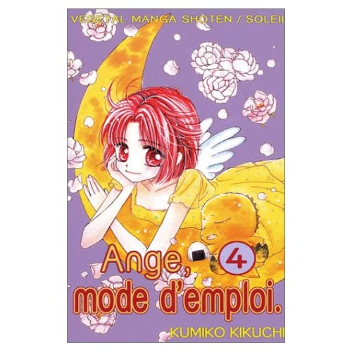 Ange mode d'emploi, tome 4