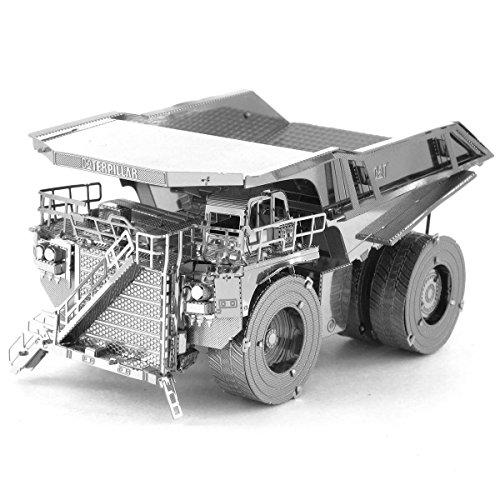 Metal Earth 502623 - CAT Mining Truck Mining Truck