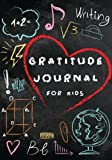 Gratitude Journal for Kids: Gratitude Journal for Kids,Kids Gratitude Journal,Gratitude book for Children,Gratitude Journal with prompts & Blank Pages for doodling,drawing or coloring: Volume 2