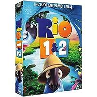 Rio 1&2, 2 Blu-Ray