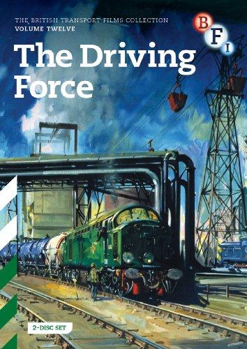 Bild von The British Transport Films Collection Vol 12: The Driving Force (2-Disc DVD) [UK Import]