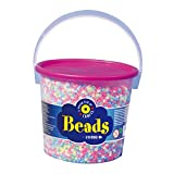 (PBX2455965) - Playbox - Beads in bucket (pastel mix) - 20000 pcs