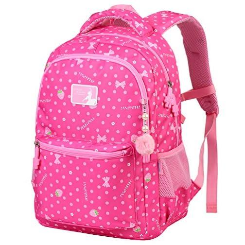 af0aca931a Vbiger Zaino per bambini Borsa da scuola adorabile All'aperto Casual  Daypack per gli studenti delle scuole elementari
