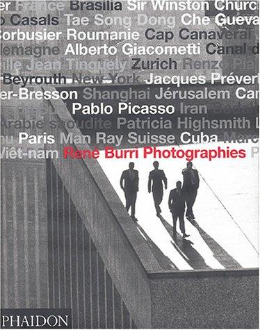 Photographies par René Burri