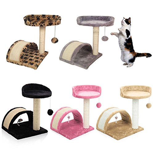 Cat-Tree-Scratching-Post-Scratch-Activity-Center-Scratcher-Pole-Bed-Toys-8001