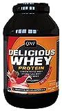 QNT Delicious Whey Protein Powder, Strawberry, 2.2 kg
