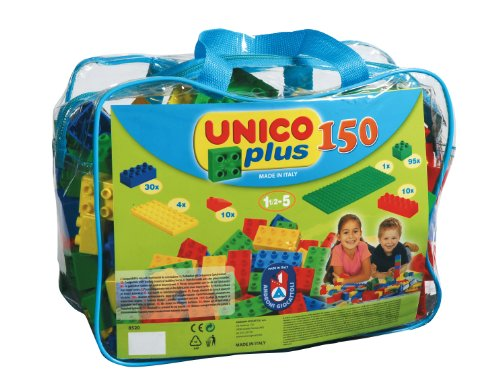 COSTRUZIONE Unico Base-Borsa 150pz 8520