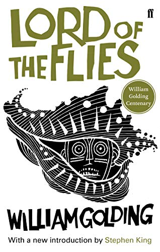 Lord of the Flies: with an introduction by Stephen King por William Golding