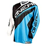 O'Neal Element Kinder Jersey RACEWEAR Blau Kids Mountain Bike Moto Cross MX DH MTB, 0025R-0, Größe Small