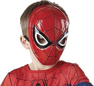 Avengers - Máscara de Spiderman para niño, talla única (Rubie