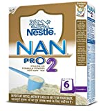 #6: Nestle NAN PRO 2 Follow up Infant Formula (after 6 Months) - 400 g