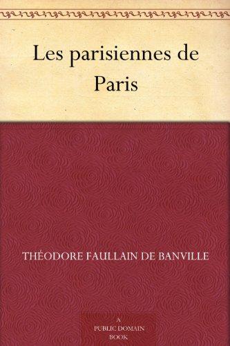 Couverture du livre Les parisiennes de Paris