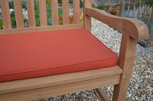 4 Seater 1 7m 5 6ft Classic Garden Bench Cushion Cushion Only